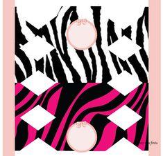 caixa-de-bala-personalizada-gratuita-zebra-com-rosa