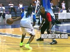 Here is a little battle that happened at the end of a pickup game at the Impact Basketball Facility in Las Vegas NV between WNBA Allstar Cappie Pondexter aga. Impact Basketball, Basketball Court, Wnba, Kevin Durant, Hold On, Phone Cases, Girls, Toddler Girls