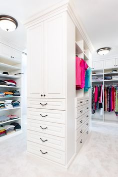 Elegant Walk In Closet Systems Gallery By Closet Organizing Systems In Chicago IL. Closet  Design And Installation Gallery.
