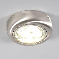 Deckenleuchte Doblo rund Stahl  #Angebote #Sale #Ausverkauf #Außenbeleuchtung #Innenbeleuchtung #lampen #Leuchte #Light #wohnen #einrichten #Outlet