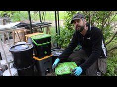 FARBROR GRÖN: Bokashi det klimatsmarta sättet att kompostera