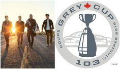 Fall Out Boy to Rock Halftime Show at 103rd Grey Cup