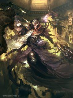Marudisu_2 King of Screaming Mansion, Marat Ars on ArtStation at https://www.artstation.com/artwork/muradisu_2-king-of-screaming-mansion