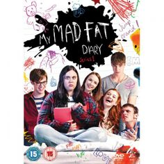 My Mad Fat Diary. One of the best tv shows. Best New Shows, Best Shows Ever, Favorite Tv Shows, Uk Tv Shows, Movies And Tv Shows, Sharon Rooney, Jodie Comer, Addicted Series, Poster Series