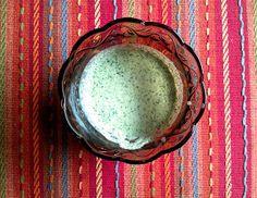 Greek Yogurt Cilantro Lime Dressing