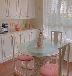 Pastel Room, Aesthetic Room Decor, Cozy Room, Dream Rooms, My New Room, Home Interior Design, Bedroom Decor, House Design, Decoration