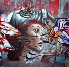 #streetart #urbanart