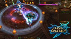 Clash of Avatars - Beta server now running on the AMZGame portal