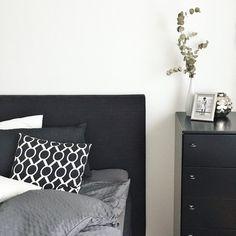 Einblicke bei klunteberta - Gemütlich und warm trotz schwarz-weiß
