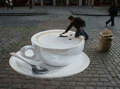 Now that's a cup of Coffee....