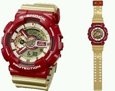 Casio G Shock G-Shock GA110CS-4 iron man watch