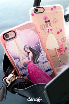 Click through to shop these iPhone Case designs >>>… Whatsapp Pink, Walpaper Black, Apple Watch Iphone, Tech Accessories, Phone Accesories, Ipod Cases, Iphone 5c, Phone Covers, Phone Holder