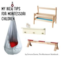 My top Ikea picks for Montessori children- Ikea do have some super practical and affordable items that can help you set up your children's spaces at home. So here are my top Ikea picks for Montessori children.