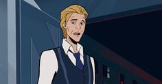 """Talking with SPINOFF, Jackson Publick and Doc Hammer pay tribute to David Bowie, who inspired them and left his mark on """"The Venture Bros."""""""