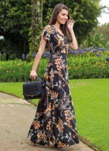 848f606ca2 Sim! Você pode usar vestidos longos no dia-a-dia!