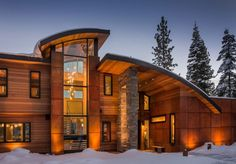 Martis Camp – Lot 189 by Swaback Partners 03 #house