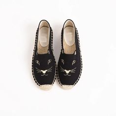 Moccasins Femmes Plates PU Daim Cuir Espadrille Slip on Plate Loafers Mode Confort Chaussure Bateau Noir Rose Leopard 35-43 EU