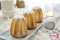Mini pandori light, SENZA BURRO e con pochissime calorie! Perfetti per le feste Natalizie e da servire durante il cenone di Capodanno! Da farcire oppure no!