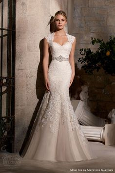 Stunning Wedding Dresses From The Mori Lee by Madeline Gardner Fall 2015 Collection