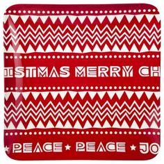 Threshold Melamine Christmas Sweater Dinner Plates Set of 4 -. Find dinnerware at Target.com! Threshold melamine christmas sweater dinner plates set of 4 - multicolor. Price: $13.29