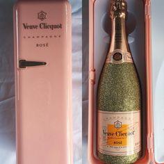 veuve clicquot champagne rose