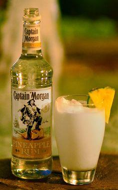 Captain Morgan Pina Thunder.