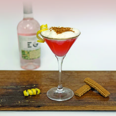 The Shropshire Sour Cocktail