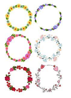 꽃무늬를 좋아하는 으니니는 추운 겨울이지만!!! 벌써!!! 꽃무늬 메모지로 마이찌뇽에게 사부작사부작 편지... Eid Stickers, Baby Month Stickers, Cute Stickers, Planner Stickers, Eid Crafts, Diy And Crafts, Cubby Name Tags, Camping Tattoo, Planner Tabs