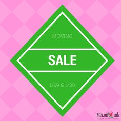 Did you hear? We are moving and need to clear out some inventory. We are having a 2-day MOVING SALE 1/29 and 1/30! Overstock, overruns, samples, mismatch items are all on sale! You'll find great deals and an excellent opportunity to get promotional items at a great price! Stop by Melon Ink at 100 Oakwood Road, Unit B, Lake Zurich, 1-5pm. These are also the last 2 days in our current location before we move next door. We invite you to stop by to see our progress and shop our sale! #movingsale