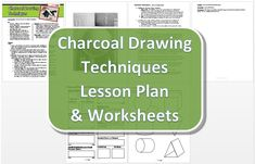 Charcoal Drawing Techniques Lesson Plan Worksheet Create Art Value Scale Worksheetpr. Lesson Plan, The Problem Solver ~ drawing value scale lesson plans value scale lesson plan color value scale lesson plans Oil Pastel Techniques, Shading Techniques, Art Techniques, Watercolor Pencils Techniques, Drawing Lessons, Drawing Tips, Art Lessons, Drawing Ideas, Sketching Tips