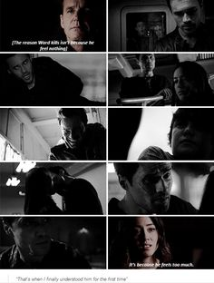 """""""That's when I finally understood him for the first time"""" #Marvel Agents of S.H.I.E.L.D. #AoS #AgentsofSHIELD 3x09 """"Closure"""""""