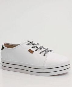 Sapatilha Moleca Feminina Brancorosa Andaraki Calçados