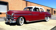 1949 Chrysler New Yorker Coupe