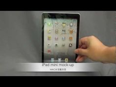 The video above shows a mock-up of the iPad mini. It's really nothing we don't already know. Actually, we don't know anything aside from what it might look like. Even that's not 100 percent sure at this point. still, given the last Apple device leaks we saw proved to be accurate, this may not be too far off.