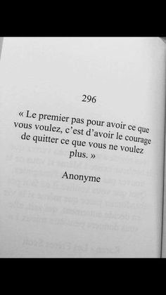 les plus beaux proverbes à partager : Absolument. - Citations | Votre source numéro 1 pour les citations et proverbes The Words, Cool Words, Positive Attitude, Positive Vibes, Girly Quotes, Life Quotes, Burn Out, French Quotes, Sweet Words