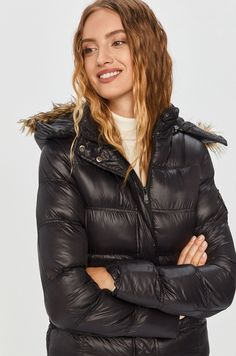 Parka, Jackets For Women, Winter Jackets, Leather Jacket, Womens Fashion, Products, Woman, Cardigan Sweaters For Women, Winter Coats