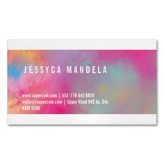 Business card magnet with flag of corpus christi corpus christi modern stylist pastel powder colors business card magnet colourmoves