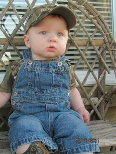 Camo Baby Toddler #Country