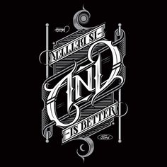 AND Ambigram on Behance