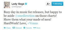 Gaga is such a gem, no matter what kind of music it is or who you are. She has always been that way though.