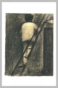 El Pintor - Georges Seurat