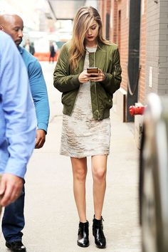 Gigi Hadid Has the Perfect Inspo for Your Non-Boring Summer Suit