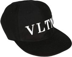 54af4efe3e6 Valentino Vltn Embroidered Cap Embroidered Caps