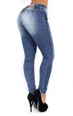 Maripily Skinny Jeans