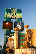 You gotta have a pic in front of the gold lions at the MGM :-)