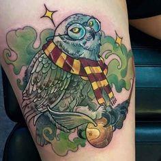 This Gryffindor fan.