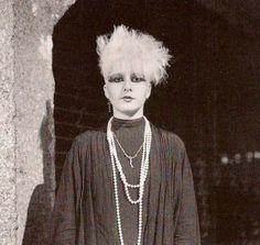 Resultado de imagem para  hair punk 80's