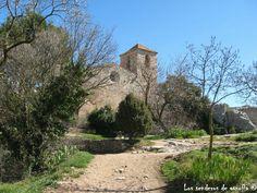 Iglesia de Siurana, Tarragona.