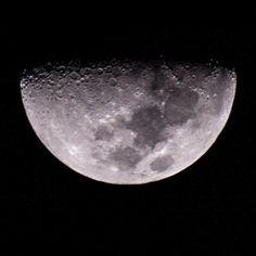 Moon, Celestial, The Moon