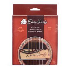 Dean Markley ProMag Professional Acoustic Soundhole Pickup